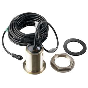 6-Pin Depth /& Temp Garmin 200//50kHz Plastic TM 10//40 Deg