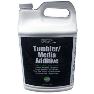 Flitz Tumbler Media Additive 1 Gallon 128oz